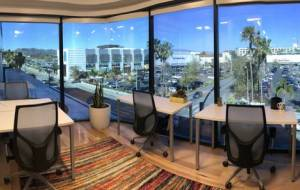 serviced office space west Hollywood Fairfax ca
