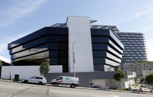office space for lease in Hollywood at 1800 North Vine