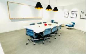 coworking space for rent Culver City