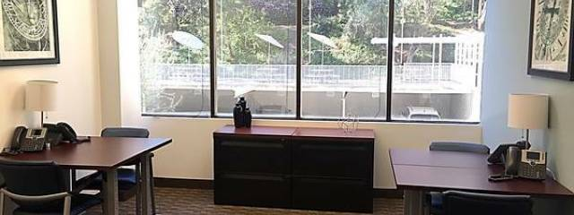 Rent office space in Rolling Hills Estates, 609 Deep Valley Drive