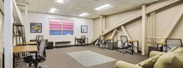 Team office space in Glendale