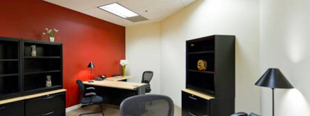 executive office space Irvine