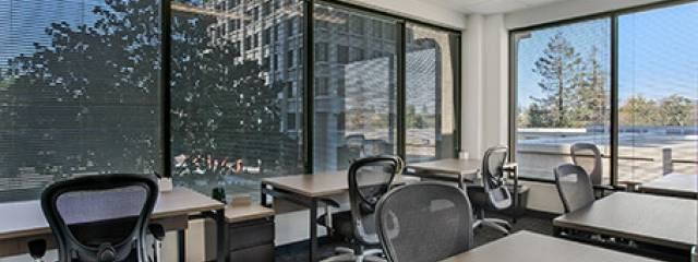 shared office space palo alto