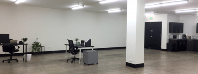 Commercial space for lease Downtown Los Angeles