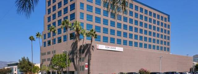 lease office space Burbank, ca