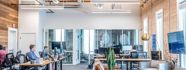 coworking space for rent west Los Angeles