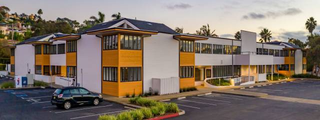 Del Mar office space for lease