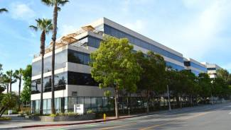 Santa Monica office space for rent, 2500 Broadway