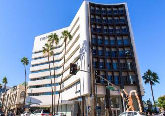 Lease an office space in Beverly Hills, 9465 Wilshire Blvd